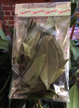 Courthouse bay leaves