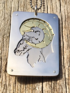 Ginger's zodiac tags