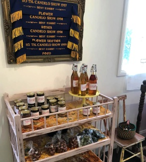 conserve & condiment corner