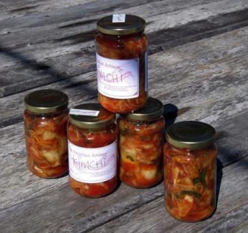 Sangmi's Kimchi