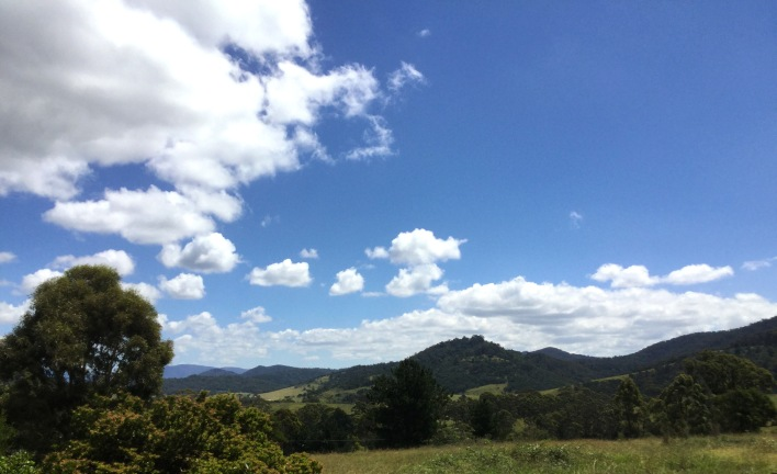 westwards